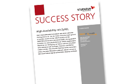 Success Story: High-Availability mit ZyXEL