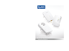 ZyXEL Quick Sales Guide Powerline Adapters