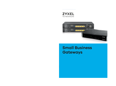 ZyXEL Quick Sales Guide Small Business Gateway