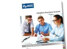 ZyXEL Product Guide Business Networking