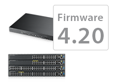 Neu: Firmware 4.20 für Switches