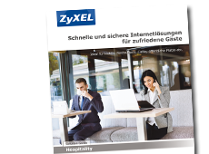ZyXEL Hospitality Solution Guide 2014