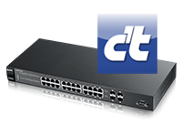 GS1910-24 im Gigabit-Switches-Test von c't