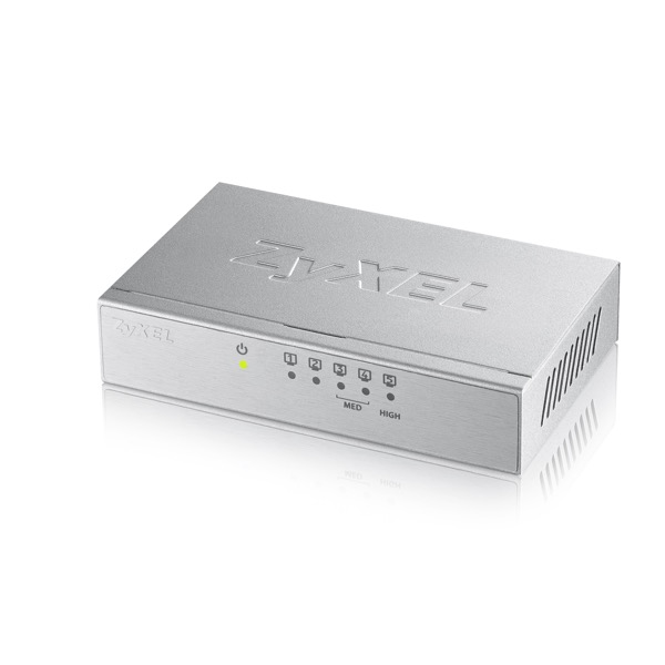 GS-105B v3, 5-Port Desktop Gigabit Ethernet Switch